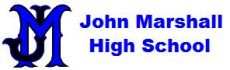 John Marshall High School Logo