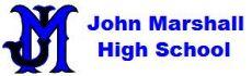 John Marshall High School Logo